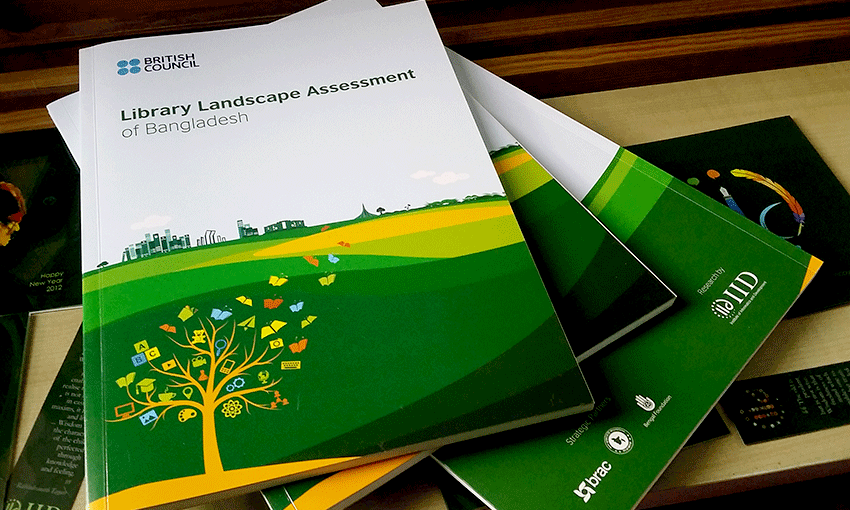 Library landscape assessment report published