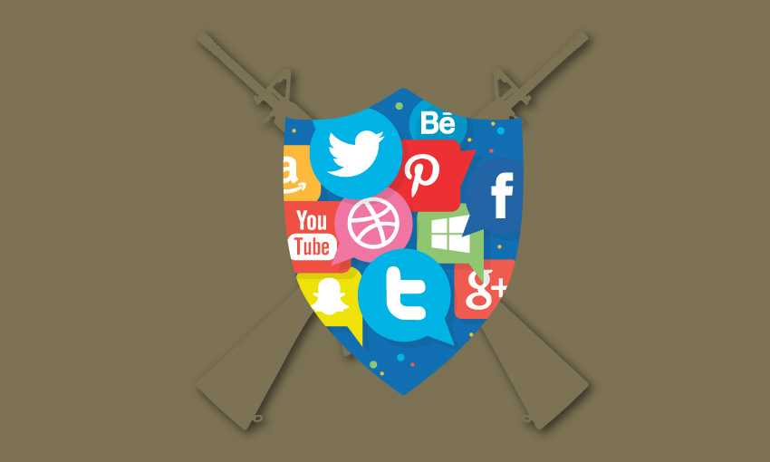 In the fight against terror, social media is your friend