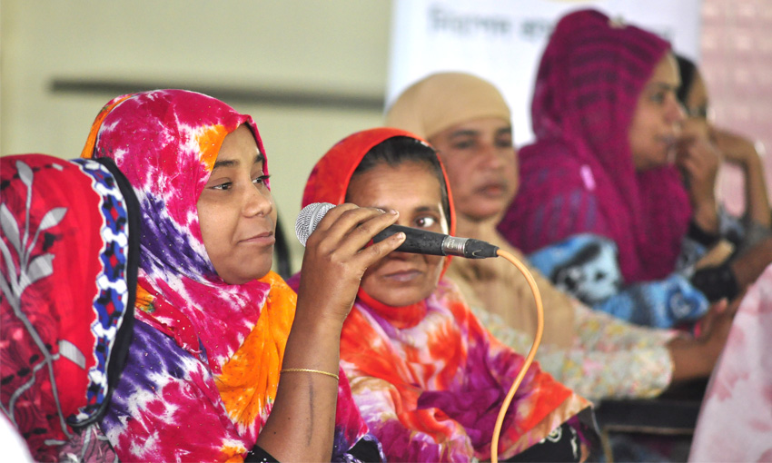 Review Migration Policies and Process Through Gender Lens